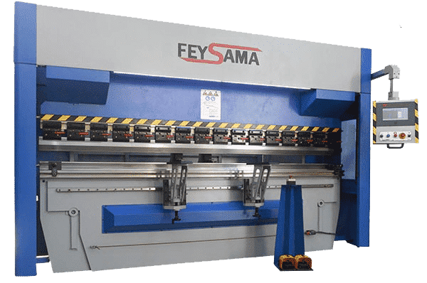 Plegadora 135tn Feysama