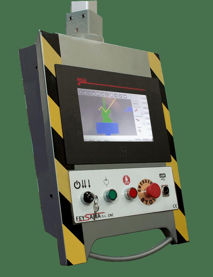 CNC Control numérico s630