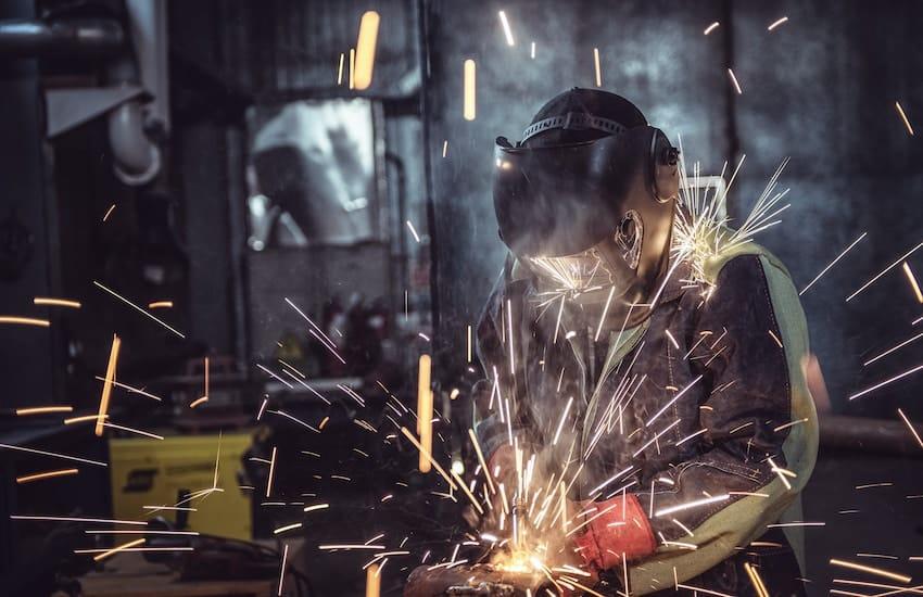 riesgos industria metalurgia