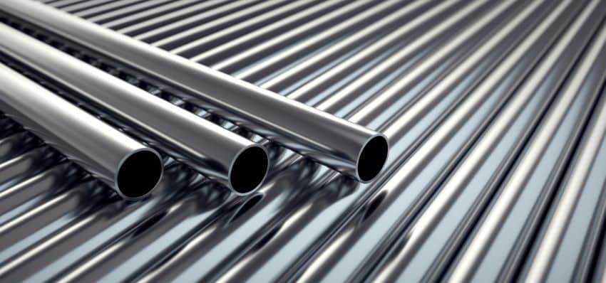 Cómo se hace una tubería de acero paso a paso