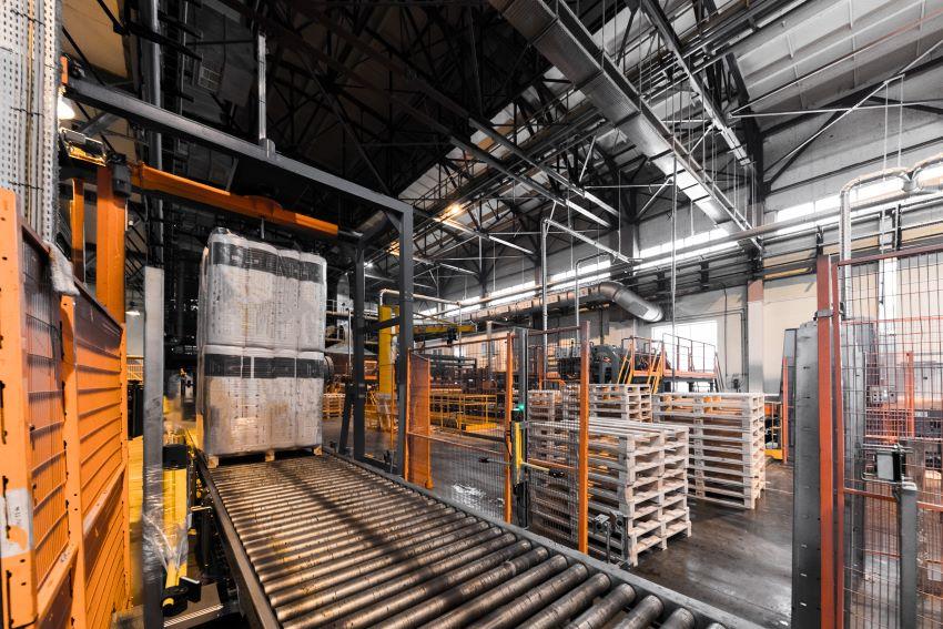 Medidas de seguridad en las máquinas industriales
