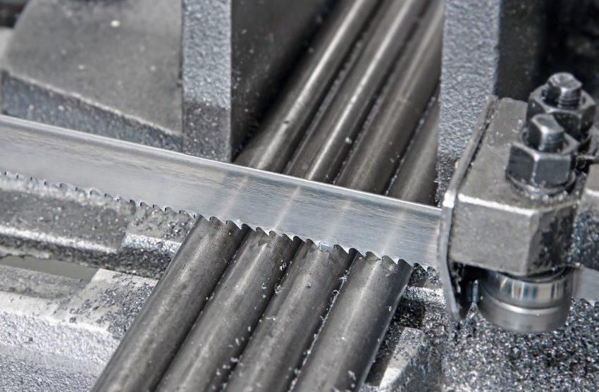 Sierra de cinta para metal: cuándo está indicado, ventajas e inconvenientes
