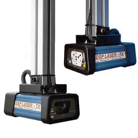 laser seguridad plegadora